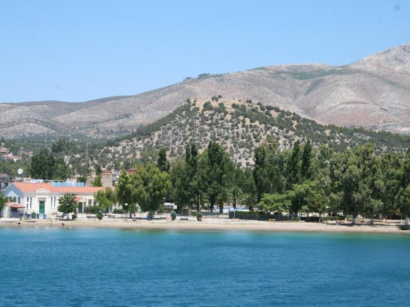 Evia, Greek cycle holidays, cycling holidays